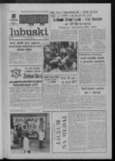 Gazeta Zielonogórska : magazyn lubuski : organ KW Polskiej Zjednoczonej Partii Robotniczej R. XXIII Nr 135 (8/9 czerwca 1974). - Wyd. A