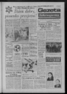 Gazeta Zielonogórska : organ KW Polskiej Zjednoczonej Partii Robotniczej R. XXIII Nr 137 (11 czerwca 1974). - Wyd. A