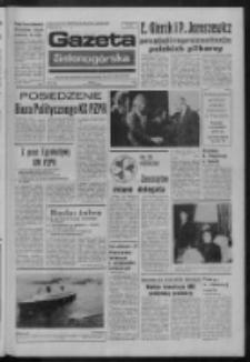 Gazeta Zielonogórska : organ KW Polskiej Zjednoczonej Partii Robotniczej R. XXIII Nr 162 (10 lipca 1974). - Wyd. A