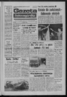 Gazeta Zielonogórska : organ KW Polskiej Zjednoczonej Partii Robotniczej R. XXIII Nr 177 (29 lipca 1974). - Wyd. A