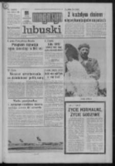 Gazeta Zielonogórska : magazyn lubuski : organ KW Polskiej Zjednoczonej Partii Robotniczej R. XXIII Nr 182 (3/4 sierpnia 1974). - Wyd. A