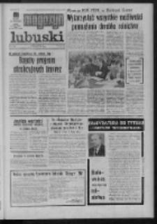 Gazeta Zielonogórska : magazyn lubuski : organ KW Polskiej Zjednoczonej Partii Robotniczej R. XXIII Nr 217 (14/15 września 1974). - Wyd. A