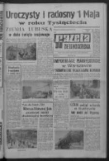 Gazeta Zielonogórska : organ KW Polskiej Zjednoczonej Partii Robotniczej R. XV Nr 102 (2 maja 1966). - Wyd. A