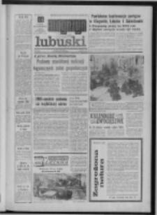 Gazeta Zielonogórska : magazyn lubuski : organ KW Polskiej Zjednoczonej Partii Robotniczej R. XXIV Nr 21 (25/26 stycznia 1975). - Wyd. A