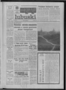 Gazeta Zielonogórska : magazyn lubuski : organ KW Polskiej Zjednoczonej Partii Robotniczej R. XXIV Nr 27 (1/2 lutego 1975). - Wyd. A