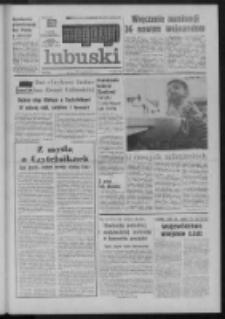 Gazeta Zielonogórska : magazyn lubuski : organ KW Polskiej Zjednoczonej Partii Robotniczej R. XXIV Nr 124 (31 maja - 1 czerwca 1975). - Wyd. A