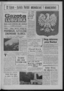 Gazeta Lubuska : dziennik Polskiej Zjednoczonej Partii Robotniczej R. XXIV Nr 161 (21/22 lipca 1975). - Wyd. A