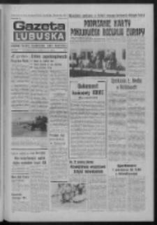 Gazeta Lubuska : dziennik Polskiej Zjednoczonej Partii Robotniczej R. XXIV Nr 170 (4 sierpnia 1975). - Wyd. A