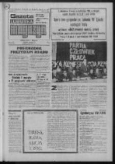 Gazeta Lubuska : magazyn : dziennik Polskiej Zjednoczonej Partii Robotniczej : Zielona Góra - Gorzów R. XXIV Nr 253 (15/16 listopada 1975). - Wyd. A