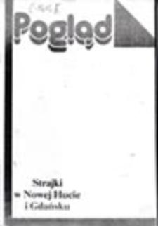 """Pogląd: miesięcznik """"Towarzystwa Solidarność"""": Berlin, maj 1988 r. Rok VII, nr 5 (145)"""