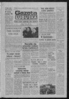 Gazeta Lubuska : dziennik Polskiej Zjednoczonej Partii Robotniczej : Zielona Góra - Gorzów R. XXVI Nr 4 (6 stycznia 1977). - Wyd. A