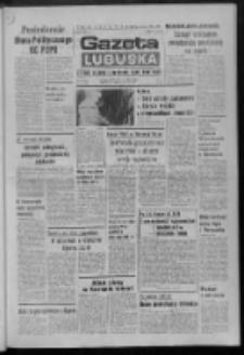 Gazeta Lubuska : dziennik Polskiej Zjednoczonej Partii Robotniczej : Zielona Góra - Gorzów R. XXVII Nr 17 (24 stycznia 1979). - Wyd. A