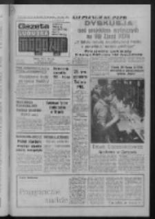 Gazeta Lubuska : magazyn : dziennik Polskiej Zjednoczonej Partii Robotniczej : Zielona Góra - Gorzów R. XXVII Nr 237 (20/21 października 1979). - Wyd. A