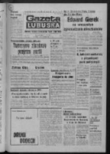 Gazeta Lubuska : dziennik Polskiej Zjednoczonej Partii Robotniczej : Zielona Góra - Gorzów R. XXVII Nr 245 (30 października 1979). - Wyd. A