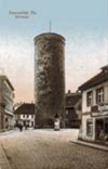 Lubsko / Sommerfeld; Büttelturm