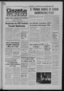 Gazeta Lubuska : dziennik Polskiej Zjednoczonej Partii Robotniczej : Zielona Góra - Gorzów R. XXIX Nr 117 (11 czerwca 1981). - Wyd. A