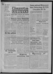 Gazeta Lubuska : dziennik Polskiej Zjednoczonej Partii Robotniczej : Zielona Góra - Gorzów R. XXX Nr 20 (28 stycznia 1982). - Wyd. A