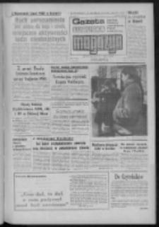 Gazeta Lubuska : magazyn : dziennik Polskiej Zjednoczonej Partii Robotniczej : Zielona Góra - Gorzów R. XXXI Nr 83 (9/10 kwietnia 1983). - Wyd. A