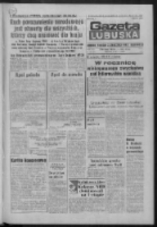 Gazeta Lubuska : dziennik Polskiej Zjednoczonej Partii Robotniczej : Zielona Góra - Gorzów R. XXXI Nr 109 (10 maja 1983). - Wyd. A