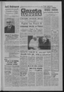 Gazeta Lubuska : dziennik Polskiej Zjednoczonej Partii Robotniczej : Zielona Góra - Gorzów R. XXXI Nr 141 (17 czerwca 1983). - Wyd. A