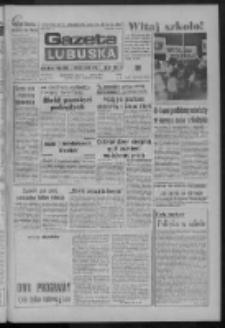 Gazeta Lubuska : dziennik Polskiej Zjednoczonej Partii Robotniczej : Zielona Góra - Gorzów R. XXXI Nr 206 (1 września 1983). - Wyd. A
