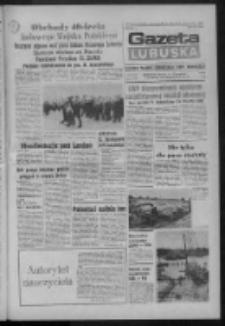 Gazeta Lubuska : dziennik Polskiej Zjednoczonej Partii Robotniczej : Zielona Góra - Gorzów R. XXXI Nr 242 (13 października 1983). - Wyd. A