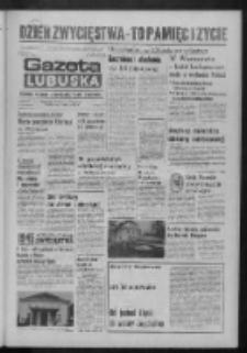 Gazeta Lubuska : dziennik Polskiej Zjednoczonej Partii Robotniczej : Zielona Góra - Gorzów R. XXXI Nr 107 (9 maja 1985). - Wyd. 1