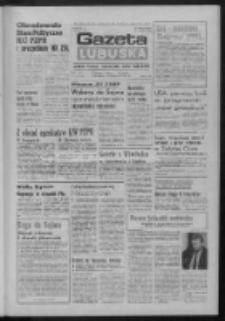 Gazeta Lubuska : dziennik Polskiej Zjednoczonej Partii Robotniczej : Zielona Góra - Gorzów R. XXXI Nr 142 (20 czerwca 1985). - Wyd. 1