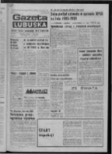 Gazeta Lubuska : dziennik Polskiej Zjednoczonej Partii Robotniczej : Zielona Góra - Gorzów R. XXXI Nr 171 (25 lipca 1985). - Wyd. 1