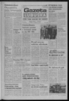 Gazeta Lubuska : dziennik Polskiej Zjednoczonej Partii Robotniczej : Zielona Góra - Gorzów R. XXXI Nr 199 (27 sierpnia 1985). - Wyd. 1