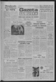 Gazeta Lubuska : dziennik Polskiej Zjednoczonej Partii Robotniczej : Zielona Góra - Gorzów R. XXXI Nr 218 (18 września 1985). - Wyd. 1