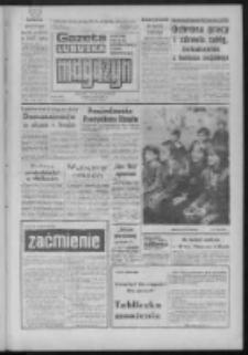 Gazeta Lubuska : magazyn : dziennik Polskiej Zjednoczonej Partii Robotniczej : Zielona Góra - Gorzów R. XXXV Nr 32 (7/8 lutego 1987). - Wyd. 1
