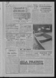 Gazeta Lubuska : magazyn : dziennik Polskiej Zjednoczonej Partii Robotniczej : Gorzów - Zielona Góra R. XXXVII Nr 6 (7/8 stycznia 1989). - Wyd. 1