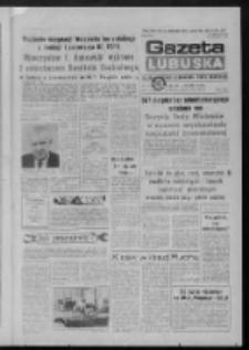 Gazeta Lubuska : dziennik Polskiej Zjednoczonej Partii Robotniczej : Gorzów - Zielona Góra R. XXXVII Nr 177 (31 lipca 1989). - Wyd. 1
