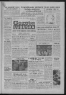 Gazeta Lubuska : dziennik Polskiej Zjednoczonej Partii Robotniczej : Gorzów - Zielona Góra R. XXXVII Nr 242 (17 października 1989). - Wyd. 1