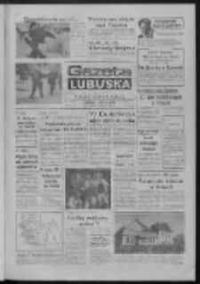 Gazeta Lubuska : pismo codzienne : Gorzów - Zielona Góra R. XXXVIII Nr 39 (15 lutego 1990). - Wyd. 1