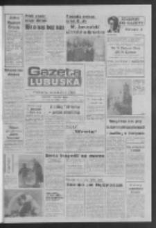 Gazeta Lubuska : pismo codzienne : Gorzów - Zielona Góra R. XXXVIII Nr 43 (20 lutego 1990). - Wyd. 1
