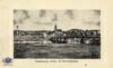 Cigacice / Tschicherzig a/Oder; mit Monbartbrücke