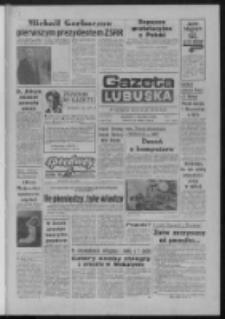 Gazeta Lubuska : pismo codzienne : Gorzów - Zielona Góra R. XXXVIII Nr 64 (16 marca 1990). - Wyd. 1