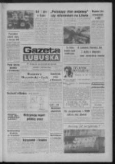 Gazeta Lubuska : pismo codzienne : Gorzów - Zielona Góra R. XXXVIII Nr 81 (5 kwietnia 1990). - Wyd. 1