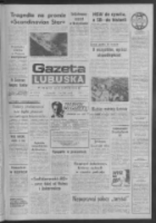 Gazeta Lubuska : pismo codzienne : Gorzów - Zielona Góra R. XXXVIII Nr 84 (9 kwietnia 1990). - Wyd. 1