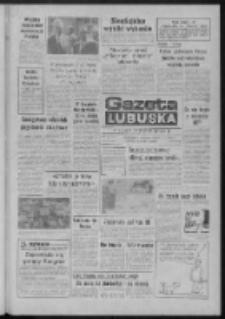 Gazeta Lubuska : pismo codzienne : Gorzów - Zielona Góra R. XXXVIII Nr 125 (31 maja 1990). - Wyd. 1