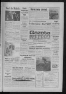 Gazeta Lubuska : dawniej Zielonogórska R. XXXVIII Nr 241 (16 października 1990). - Wyd. 1