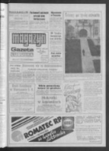 Gazeta Lubuska : magazyn : dawniej Zielonogórska R. XXXVIII Nr 245 (20/21 października 1990). - Wyd. 1