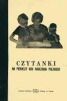 Czytanki na pierwszy rok nauczania polskiego