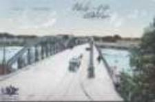 Kostrzyn / Cűstrin; Oderbrücke