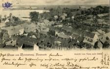 Dobiegniew / Woldenberg N.-M.; Gruss aus Woldenberg; Pozdrowienia z Dobiegniewa