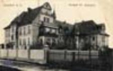 Skwierzyna / Schwerin a. W.; Alumnat der Realschule