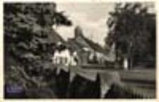 Strzelce Krajeńskie / Friedeberg N.-M.; Blick in die Richtstraße