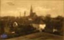 Sulechów / Züllichau; Totalansicht; Widok ogólny